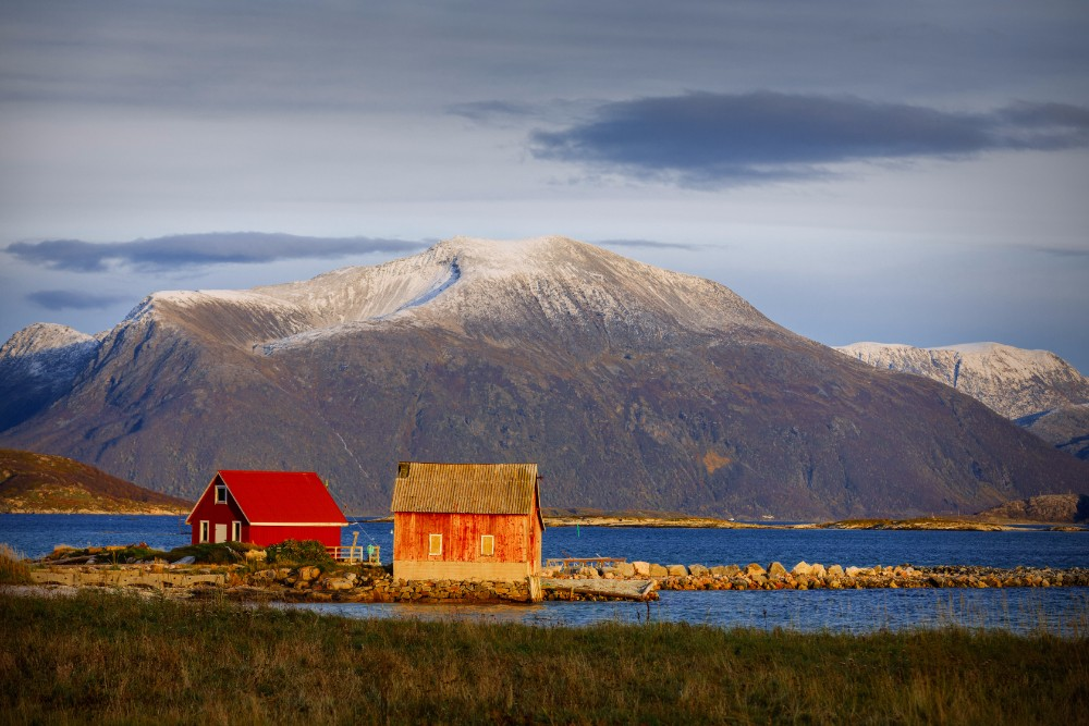 Severní Norsko pro seniory 55+ foto 4