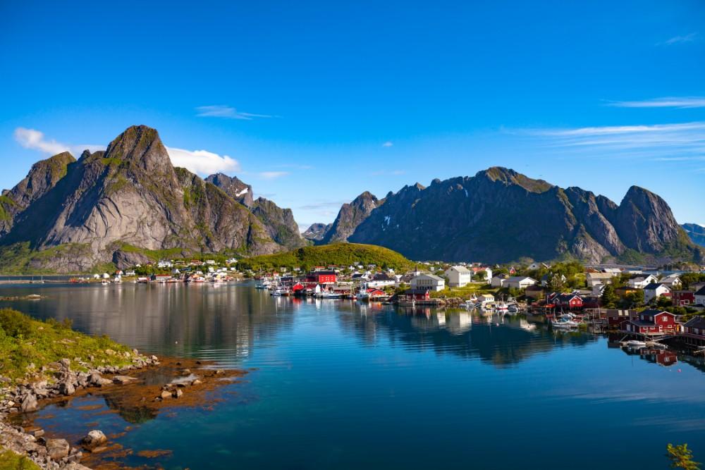 Severní Norsko pro seniory 55+ foto 5