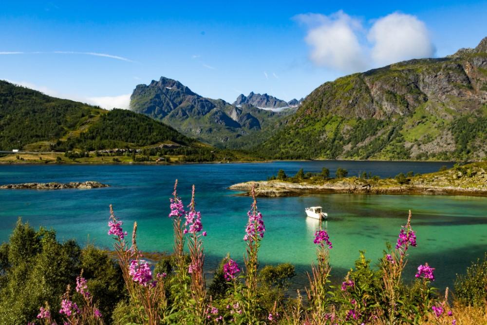 Severní Norsko pro seniory 55+ foto 7