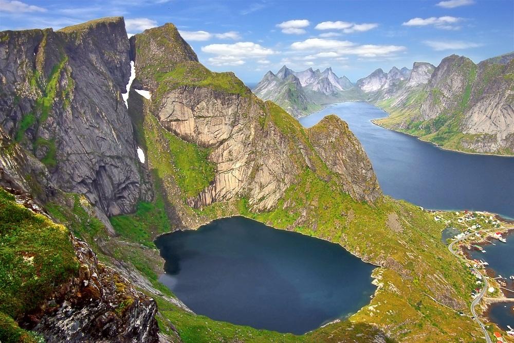 Velká cesta zemí fjordů, Norsko - foto 8