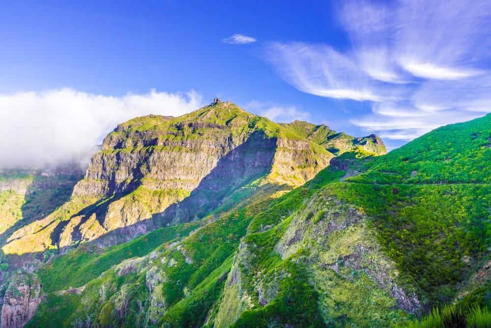 Divoká Madeira 55+ pěší turistika - foto 7