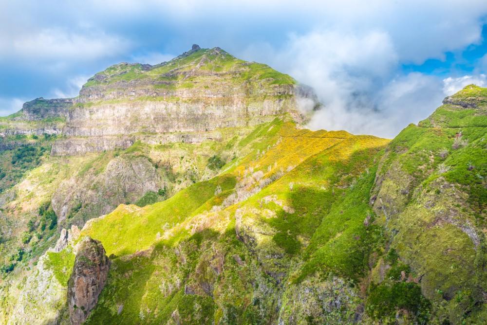 Divoká Madeira 55+ pěší turistika - foto 8