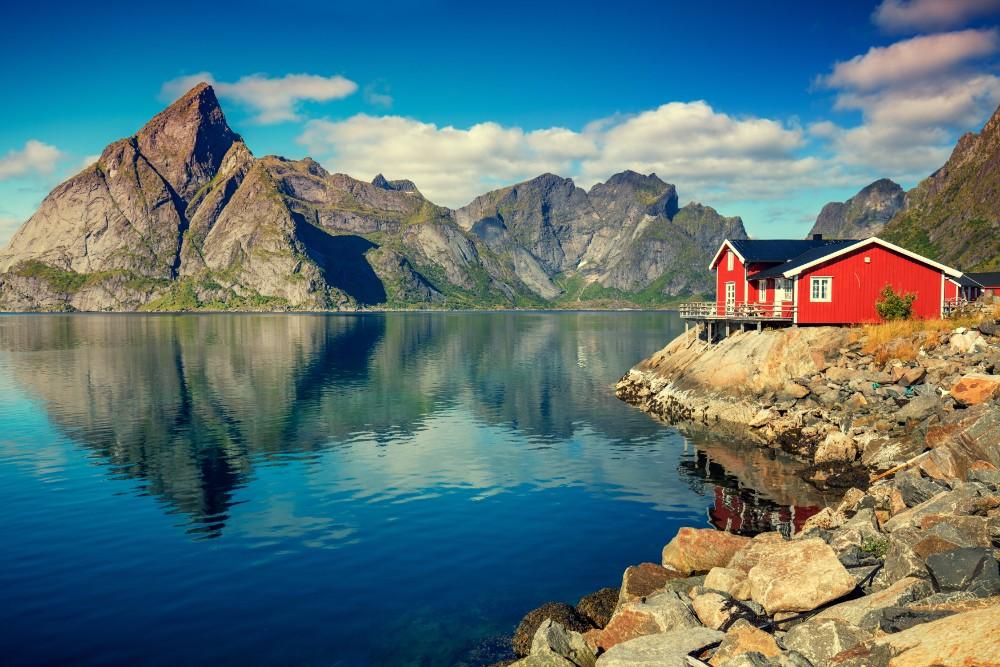 Severní Norsko pro seniory 55+ foto 9