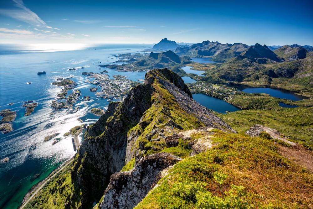 Severní Norsko pro seniory 55+ foto 10