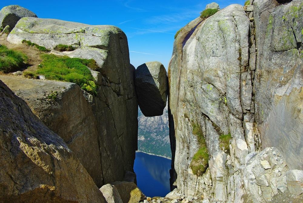 Velká cesta zemí fjordů, Norsko pro seniory - foto 12