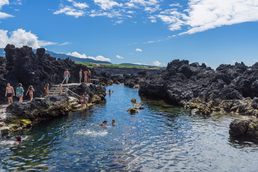 Azorské ostrovy pro seniory 55+ foto 1