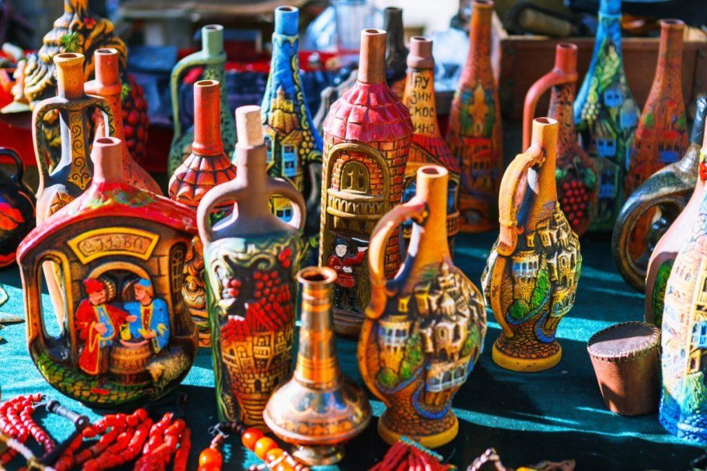 Nejslavnější bleší trh v Gruzii najdeme v Tbilisi