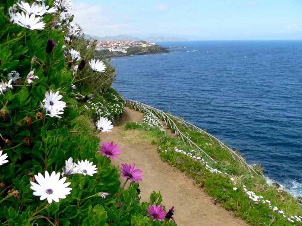 Azorské ostrovy - dovolená pro seniory 55+ foto 1