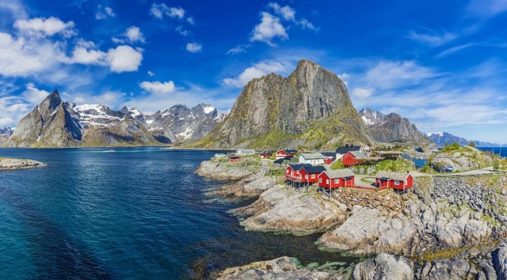 Severní Norsko - dovolená pro seniory 55+ foto 5