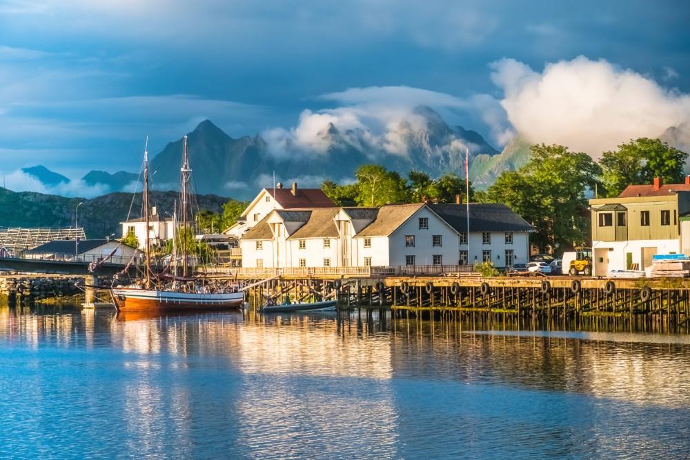 Severní Norsko - dovolená pro seniory 55+ foto 6