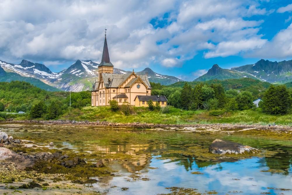 Severní Norsko - dovolená pro seniory 55+ foto 7