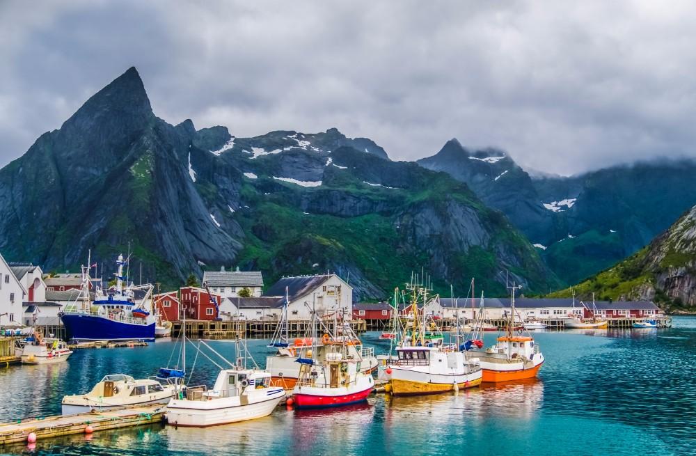 Severní Norsko - dovolená pro seniory 55+ foto 8