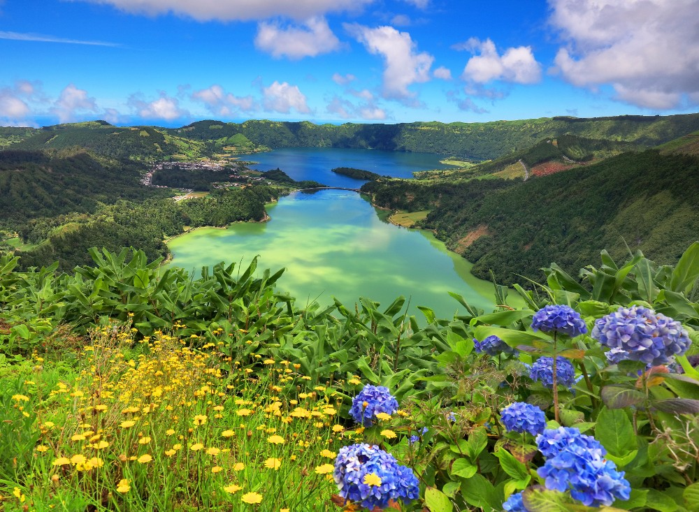 Azorské ostrovy - dovolená pro seniory 55+ foto 2