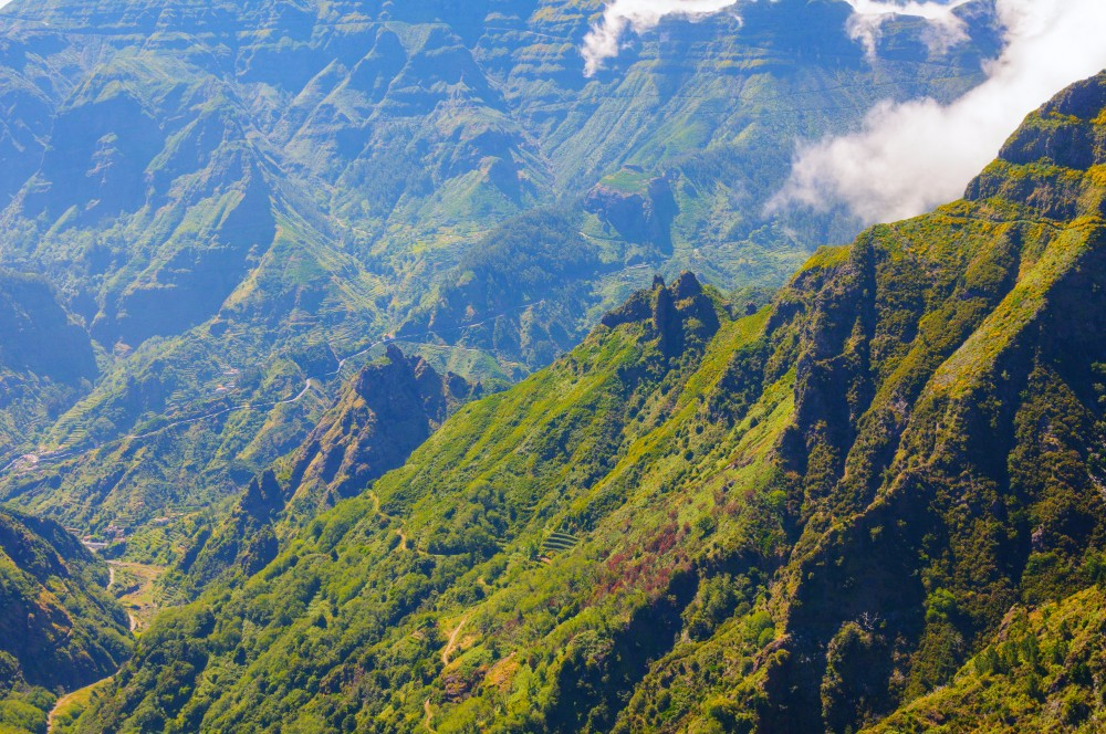 Divoká Madeira 55+ turistika pro seniory - foto 1