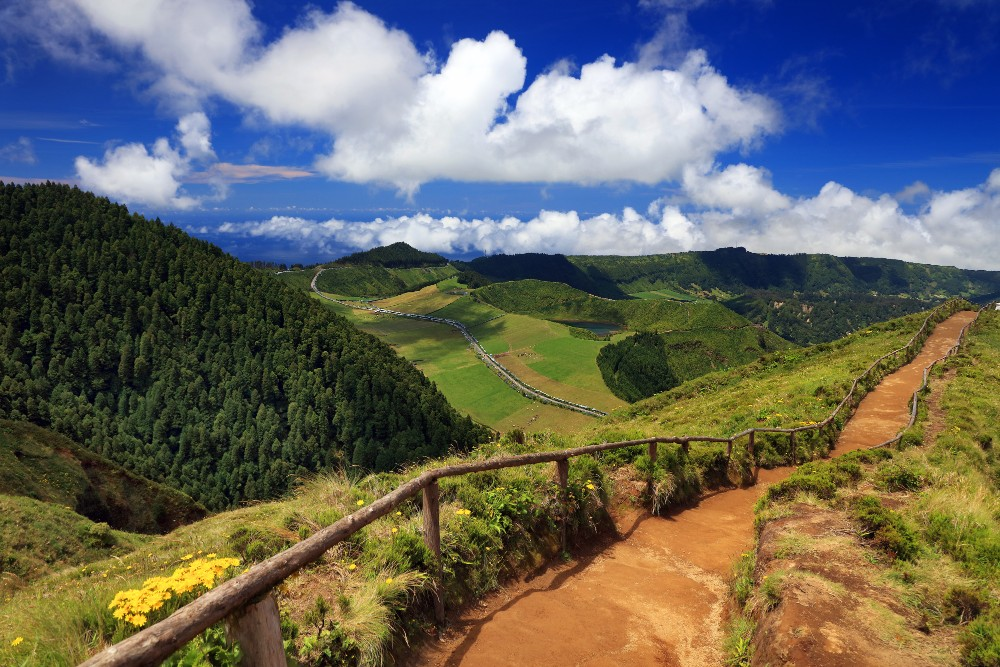 Azorské ostrovy - dovolená pro seniory 55+ foto 3