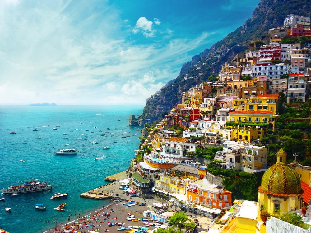 Krásy Kampánie - dovolená pro seniory 55+ foto 1