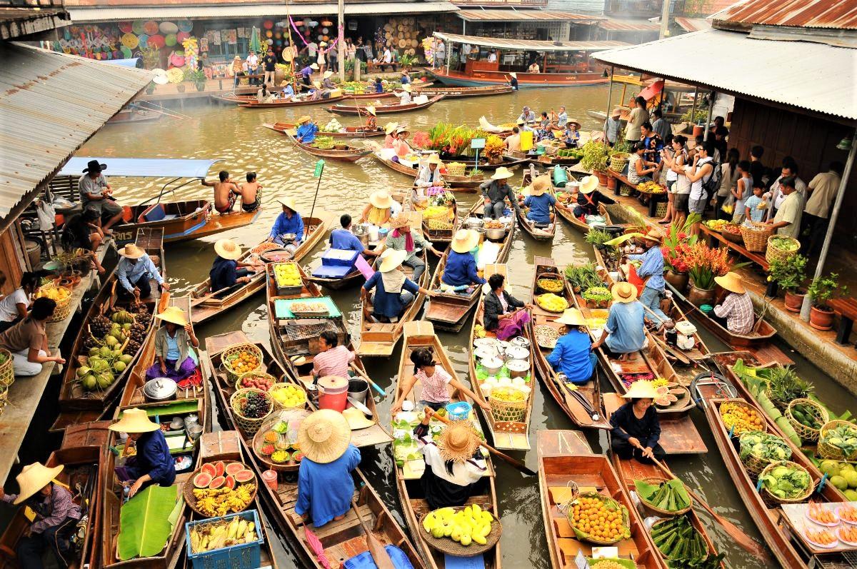 Velký okruh Jižním Thajskem, Thajsko 55+ - foto 6
