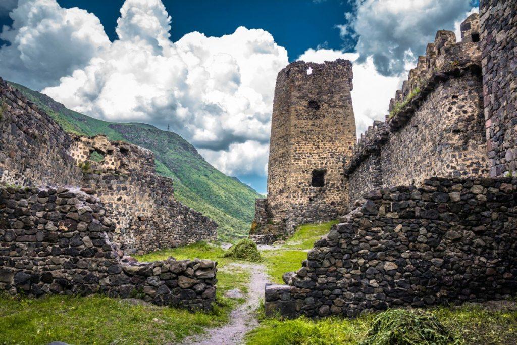 Pevnost Khertvisi