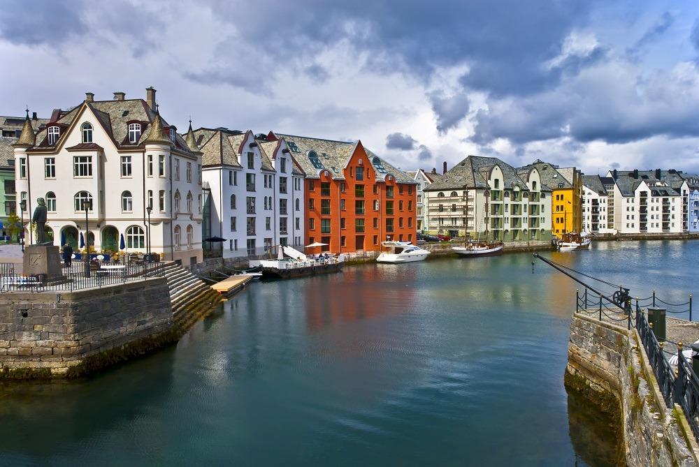 Velká cesta zemí fjordů, Norsko 55+ - foto 15