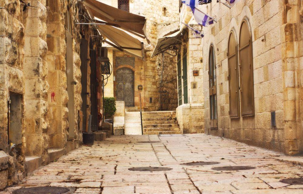 Velká cesta do Svaté země, Izrael - foto 13