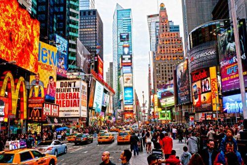 Město, které nikdy nespí, New York pro seniory - foto 3